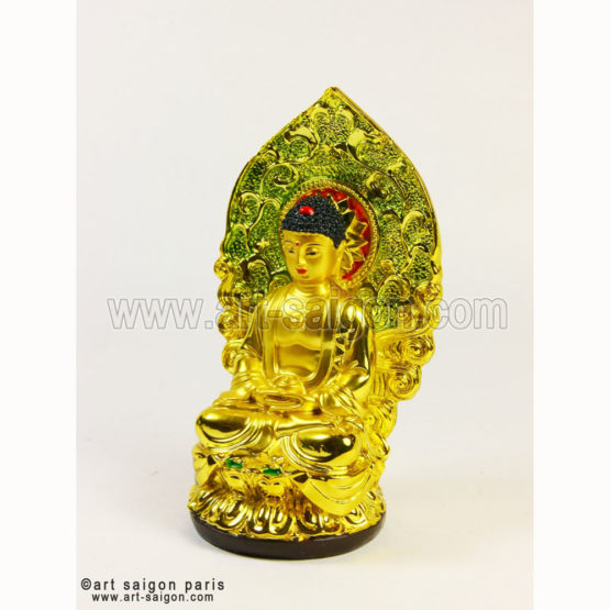 bouddha gautama decoration feng shui asiatique art-saigon