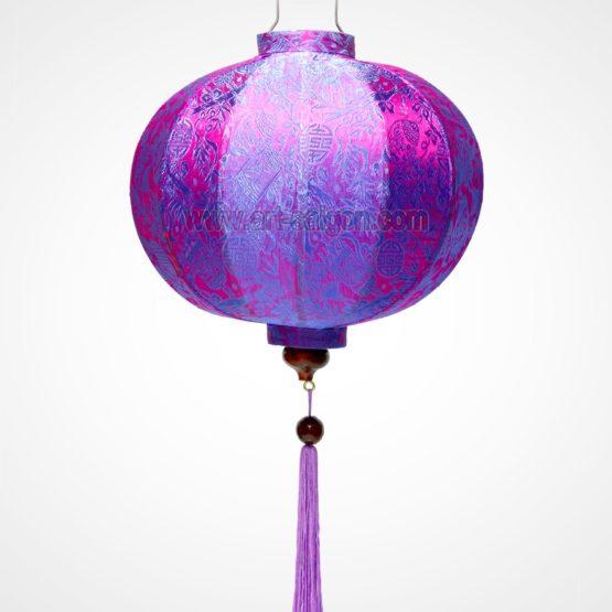 lampion lanterne soie bambou hoi an vietnam asiatique art-saigon
