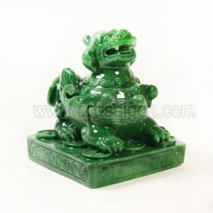 Statuette de Pi Xiu