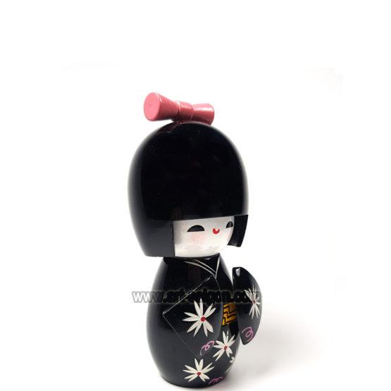 kokeshi poupée japonaise bois japon art-saigon