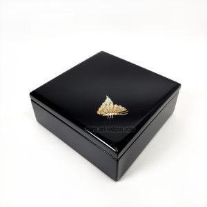 boite coffret bijoux bois laque artisanat vietnam art-saigon