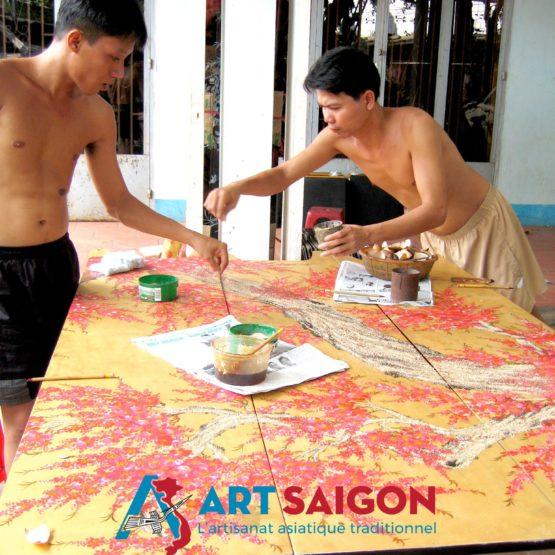 ART SAIGON - Boutique en ligne de Décoration Spécialisée en Artisanat Asiatique Traditionnel
