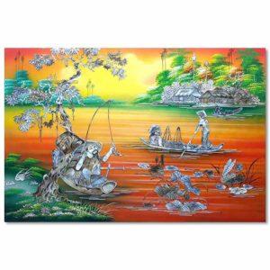 S20-180646-tableau-bois-laque-art-saigon-vietnam (1)-C
