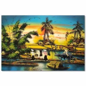 S20-181251-tableau-bois-laque-art-saigon-vietnam (1)-C