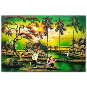 S20-182101-tableau-bois-laque-art-saigon-vietnam (1)-C