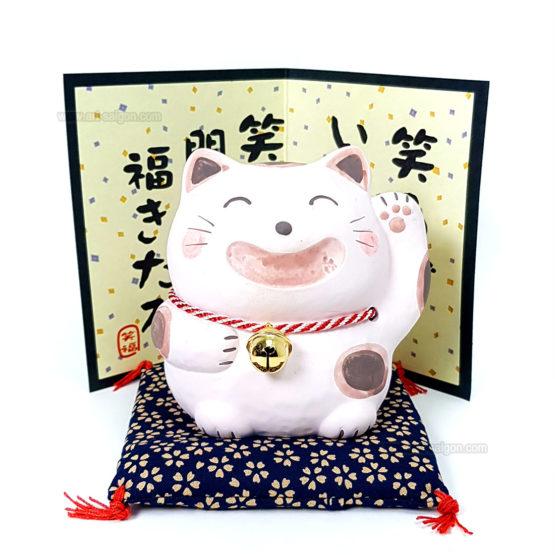 maneki-neko chat japonais art-saigon