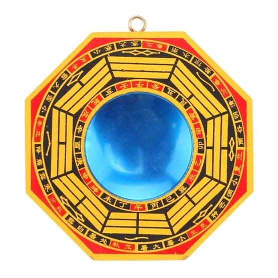 Miroir Pa Kua Feng-shui convexe concave par art-saigon.com